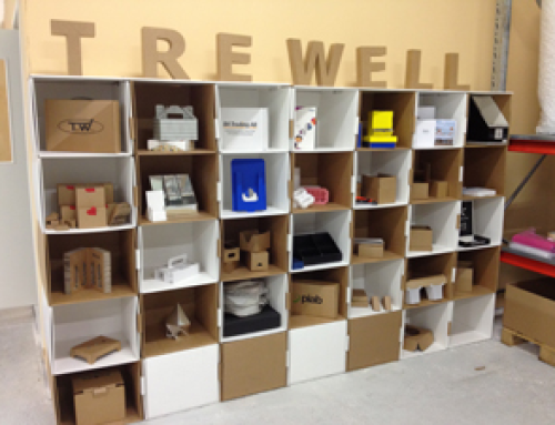 Tre Well Emballage – Implementing fully automated cutting table