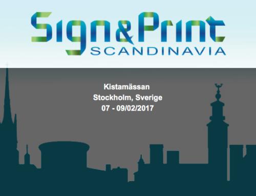 Sign & Print Scandinavia 2017