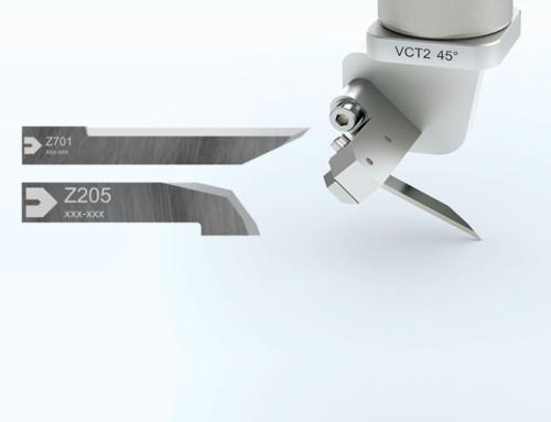 V-Cut Tool / New Knives