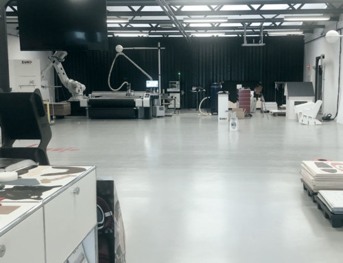 New Impressing Showroom in the making