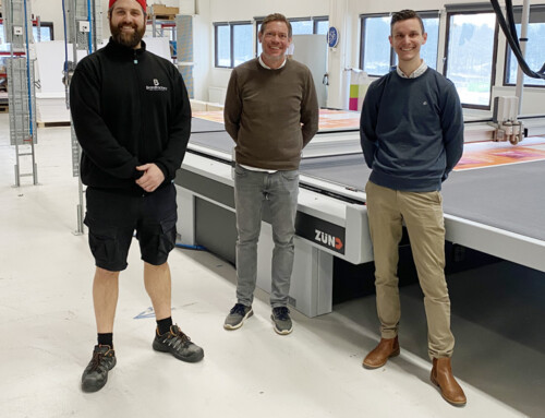 BrandFactory expands capacity with a Zünd Cutter